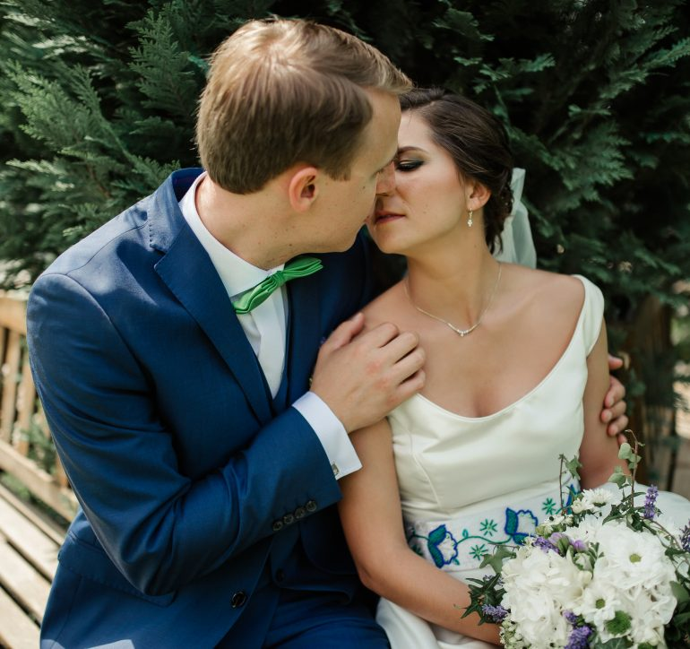 Cristina + Lucien – Wedding Day